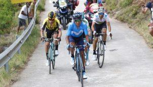 nairo-quintana-movistar-team-vuelta-españa-2019-etapa7