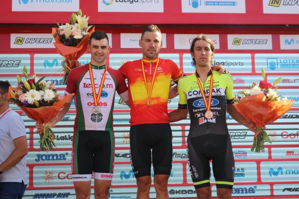 Eloy Teruel, maestro y corredor en el Valverde Team-Terra Fecundis - Zikloland