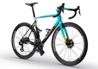Astana montará bicis Wilier en 2020