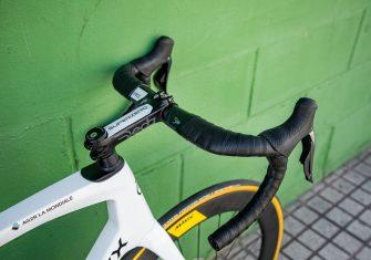 Eddy Merckx 525 Disc y Stockeu69: El Ag2r se inspira en la leyenda