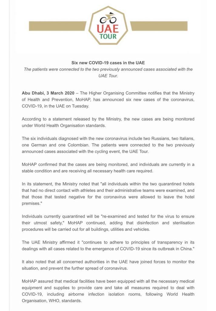 uae-tour-2020-comunicado-seis-nuevos-casos-coronavirus