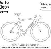 Para los más pequeños: Dibuja tu MMR Bikes