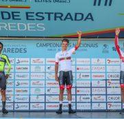 Campeonatos Portugal: Ivo Oliveira (UAE) gana la contrarreloj