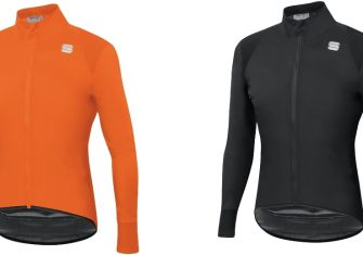 Sportful Hot Pack No Rain Jacket, un chubasquero mejorado