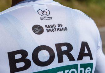 Sportful: Bora-hansgrohe, nueva piel en el Tour 2020
