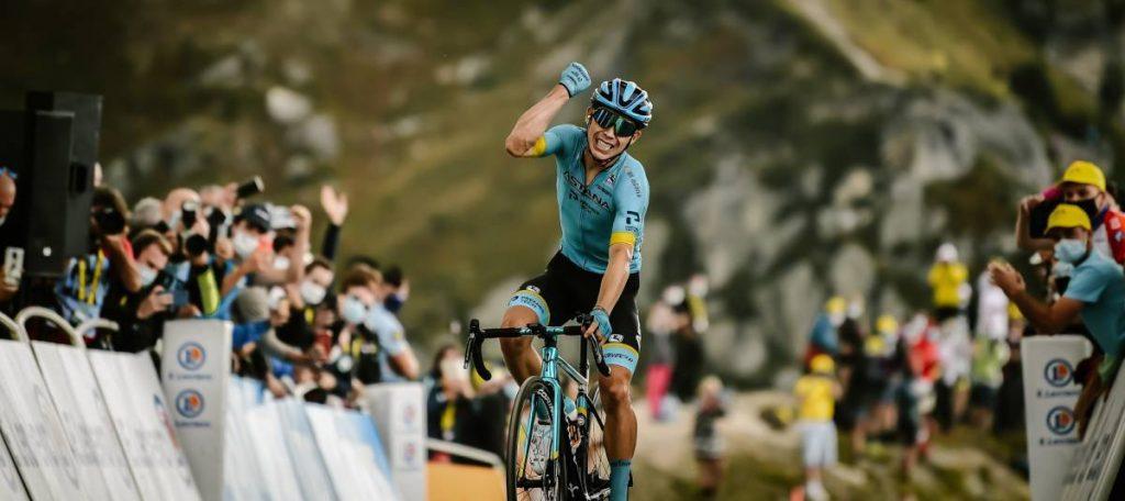 Miguel Ángel López-Astana-17 etapa-Tour Francia-2020