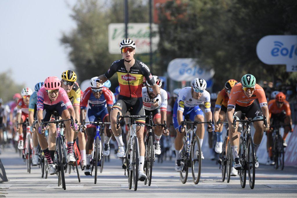 Tim-Merlier-Alpecin-6 etapa-Tirreno Adriatico-2020