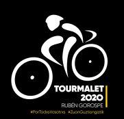 Rubén Gorospe subió el Tourmalet pedaleando hacia atrás (Vídeo)