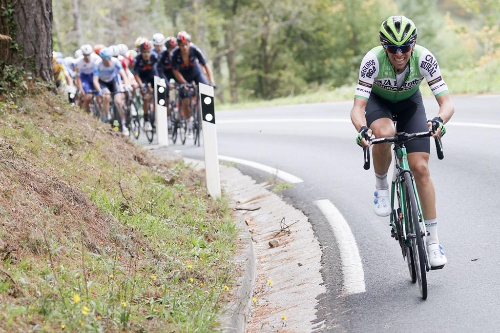 "jonathan lastra caja rural rga vuelta espa%C3%B1a 2020 etapa1 - Jonathan Lastra: ""Me considero un corredor capaz de luchar por etapas en una gran vuelta"""