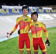 terrasa-bennassar-seleccion-española-campeonato-europa-pista-2020