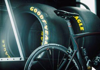 Goodyear, cubiertas de alto rendimiento de la mano de CDC Sport