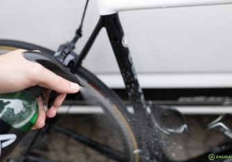 Littium productos: Limpiar tu bicicleta con placer (Test)