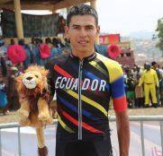Un ecuatoriano cierra el Valverde Team-Terra Fecundis 2021