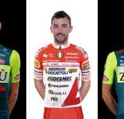 Eolo-Kometa cierra su plantilla con tres italianos más