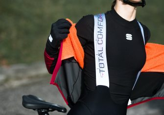 Sportful invierno: Las novedades para la mujer ciclista
