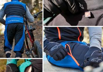 Alpinestars Denali, la mejor protección contra el frío en la montaña