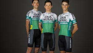 Caja Rural también es rival de Euskaltel y Movistar fuera de las carreteras