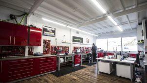 Racing Shox, un servicio técnico más cerca del cliente y las tiendas