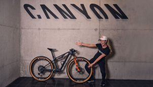 Canyon firma a Emily Batty, la estrella canadiense del XCO