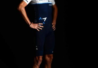 El Israel Start-Up Nation revela el nuevo maillot de Chris Froome