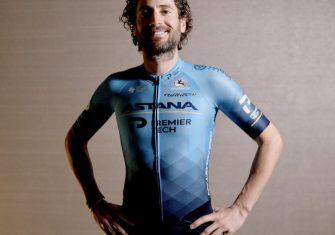Astana-Premier Tech presenta el maillot de campeón de España de Luis Léon Sánchez (Vídeo)