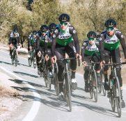 El Kern Pharma comienza una gira ciclista por Croacia