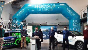 Huesca La Magia regresa al ciclismo