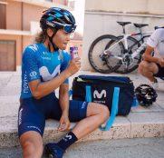Movistar Team: Los consejos para una correcta hidratación (Vídeo)