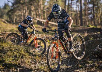 Giant Factory Off Road Team: Cinco disciplinas, siete bicicletas y 14 ciclistas