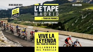 L'Étape by Tour de France, el 25 de julio en Madrid