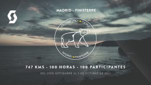 Kilómetro Cero: De Madrid a Finisterre, un reto único para 2021