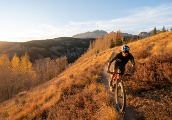 Trek E-Caliber, vive al máximo la experiencia de la montaña