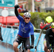 Volta CV: Arnaud Demaré vence en Alicante (Vídeo)