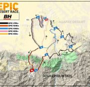 Epic Desert Race: El desierto de Agafay en MTB, gravel o carretera