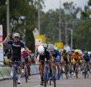 Tour Rwanda: Brayan Sánchez se lleva la primera