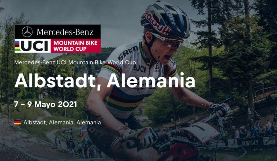 Copa del Mundo MTB: Koretzky gana en Albstadt; Pidcock 5º y Van der Poel 7º