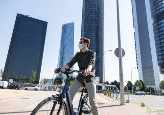 Fischer Cita 2.0: La ciudad es para mí