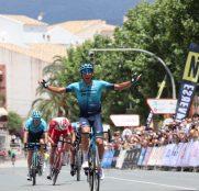 Campeonatos España: Omar Fraile, campeón en La Nucía
