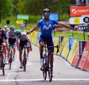 Critérium Dauphiné: Valverde puede con todos (Vídeo)