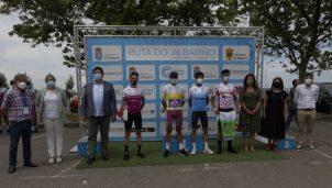 Ruta do Albariño: El portugués Antonio Morgado (Bairrada), ganador final