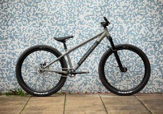 Cannondale Dave: La bicicleta más traviesa