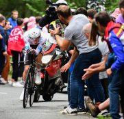 Tour de Francia: Orden de salida de la CRI