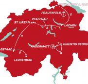 Tour Suiza: Stefan Bissegger remata la fuga en Gstaad (Vídeo)