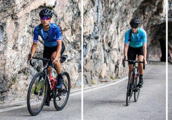 Castelli Climbers 3.0 y Superleggera: La equipación perfecta para el calor