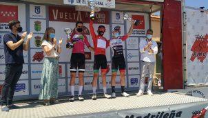 Vuelta a Madrid: Marcel Camprubí, la última