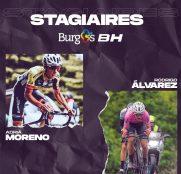 Burgos BH anuncia sus dos stagiares