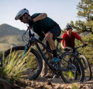 "Canyon Lux Trail, la ""downcountry"" de Mathieu Van der Poel"