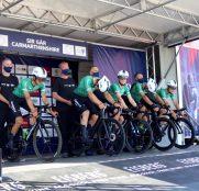 Nicolas Sessler y Global 6 Cycling, protagonistas en el Tour of Britain