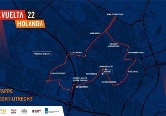 Oficial: La Vuelta a España 2022 empezará en Utrecht