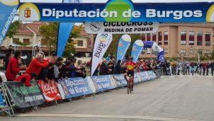 Felipe Orts triunfa en Medina de Pomar